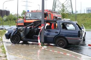 Nach einem Autounfall verjährt der Schmerzensgeldanspruch in der Regel nach drei Jahren.