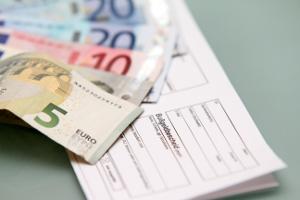 Bei einem hohen Bußgeld ist die Ratenzahlung prinzipiell möglich.