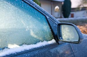 Fahren bei Schnee kann gefährlich sein
