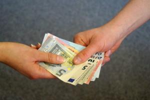 Bei den Gebühren vom Bußgeld sollte der Verwaltungsaufwand bedacht werden.