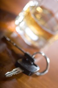 Nach dem Genuss von Alkohol sollte das Auto lieber stehen bleiben