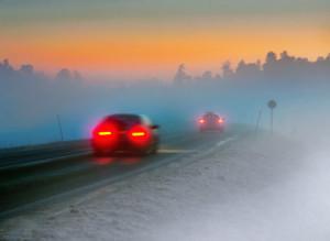 Geschwindigkeitsüberschreitung außerorts auf einer Landstraße