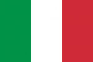 Eine Geschwindigkeitsüberschreitung in Italien