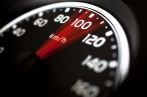 Bereits wenige km/h zu schnell können als Beharrlichkeit ausgelegt werden und führen bei Wiederholungstätern oft zu einem Fahrverbot