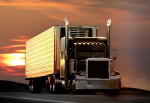 Die Ladungssicherung bei einem LKW ist sehr wichtig. Durch ungesicherte Ladung kann es zu schweren Unfällen kommen.