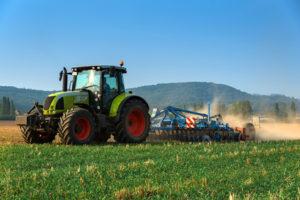 Ein Traktorunfall passiert eher selten, die Konsequenzen sind aber umso verheerender.