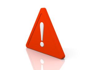 Achtung! Vor Umzügen oder Urlaubsfahrten über das zulässige Gesamtgewicht informieren, um eine Überladung zu vermeiden
