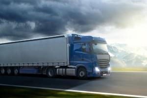 Die Überladung eines Lkw kann zu schweren Unfällen führen.