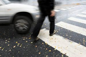 Unfall am Zebrastreifen: Ist der Fußgänger immer im Recht?