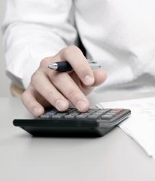 Bei Zahlungsunfähigkeit ist es möglich, das Bußgeld in Raten zu zahlen.